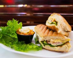 (Rick's Cafe) Sandwiches