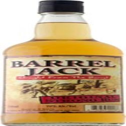 Barrel Jack (Case)