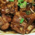 Spareribs in Black Bean Sauce