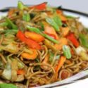 Chicken Chow Mein (Chicken & Vegetables Only. No Noodles)