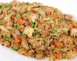Large Chicken Fried Rice