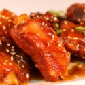 Spareribs in Sweet and Sour Sauce (Snack box)