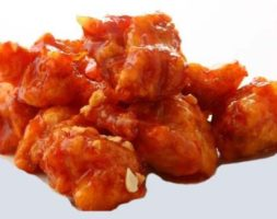Sweet & Sour Chicken [snack box]