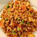 Large Vegetable Fried Rice