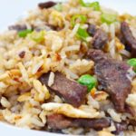Large Beef Fried Rice