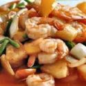 Sweet & Sour Sauce Shrimp