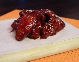 Japanese Chilli Wings