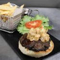 Lavo Surf & Turf Burger with Fries