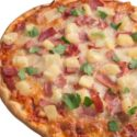 Hawaiian Vibes Pizza
