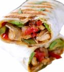 Chicken Fajita Wrap