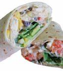Chicken Sante fe Wrap
