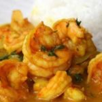 Curried Coconut Shrimps