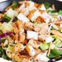 Grill Chicken Salad