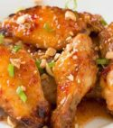 Honey Chili Garlic Wings (2:30PM)