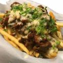Lamb Shawarma Cheese fries (Dinner 6:00PM)