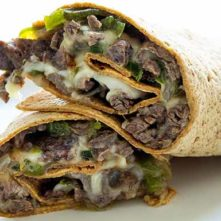 Steak & Cheese Wrap