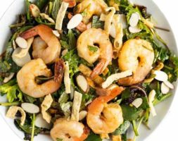 Jumbo Shrimp Salad
