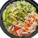 California Sushi Bowl