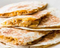 Salsa Quesadillas