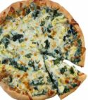 Spinach Pizza (Margarita)