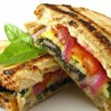 Roasted Veggies Panini