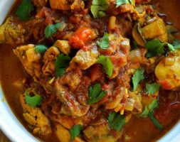 Very Delicious Chicken Mushroom Curry