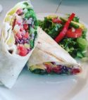 Veggie Wrap (LAE Cottages)