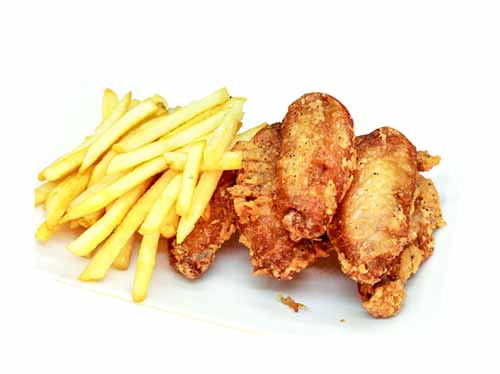 Fried Chicken Combo