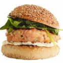 Yellow Fin Tuna Burger