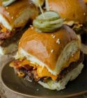 Cheese Burger Sliders